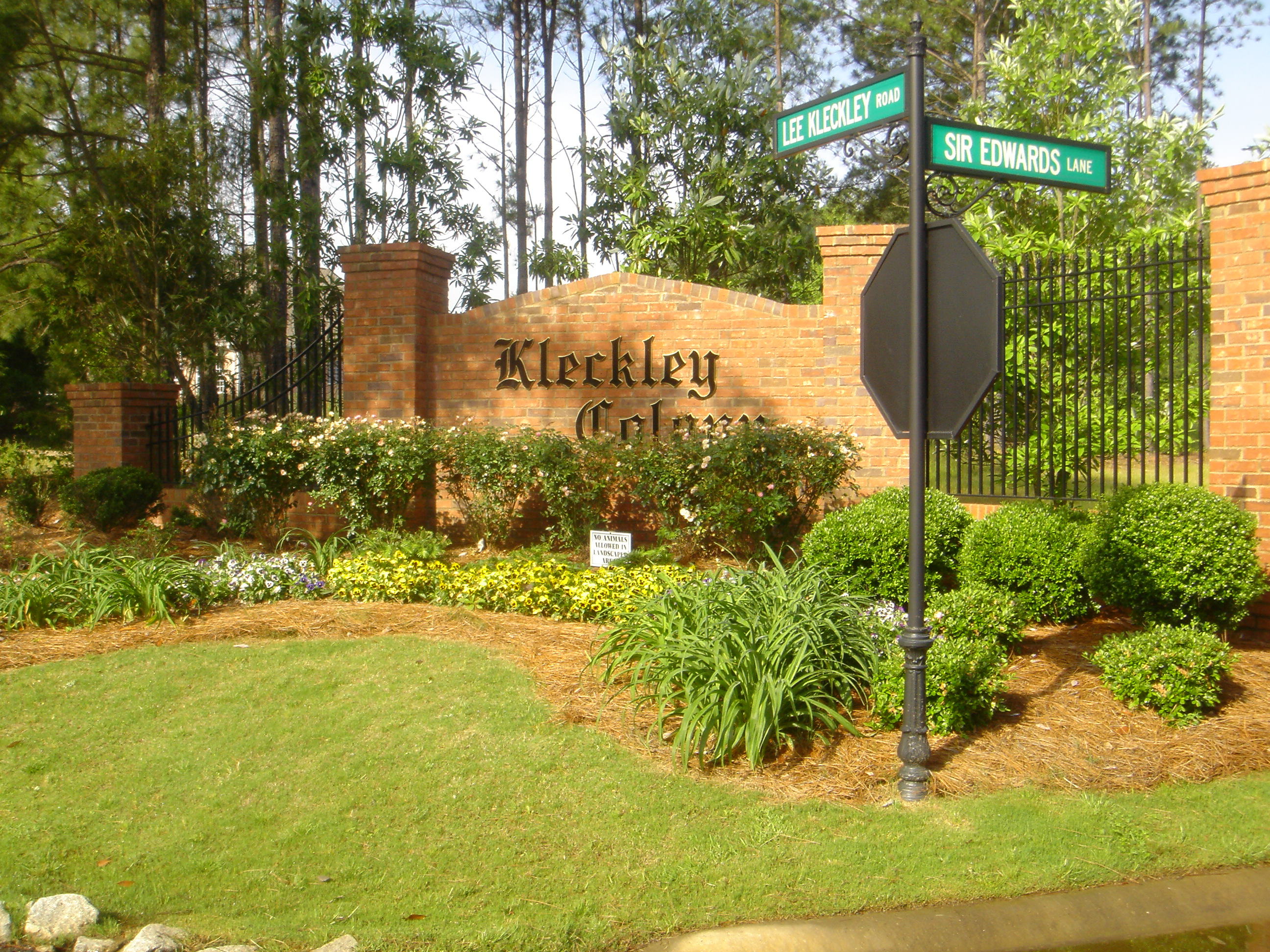 Jason Compton is now in charge of Marketing and the homes for sale in Kleckley Colony in Lexington SC
