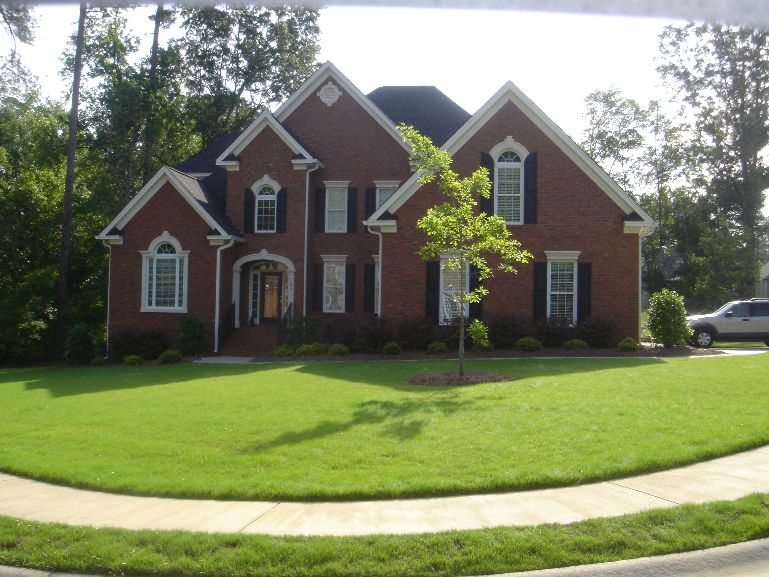 Lexington sc real estate homes for sale lake murray sc for Traditional brick homes